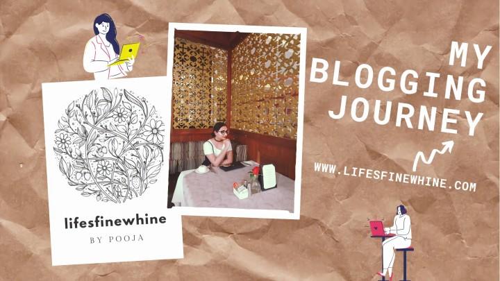 My Blogging Journey