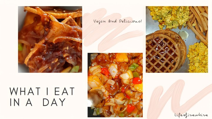 What I Eat In A Day#4