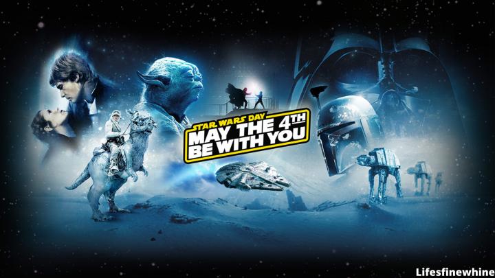 Happy Star WarsDay!
