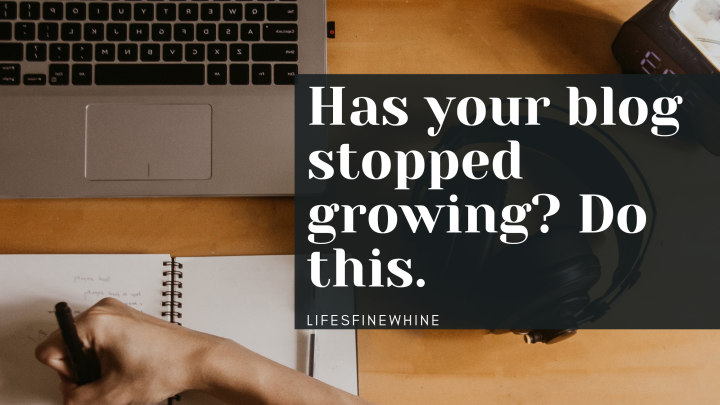 Has Your Blog Stopped Growing? DoThis.