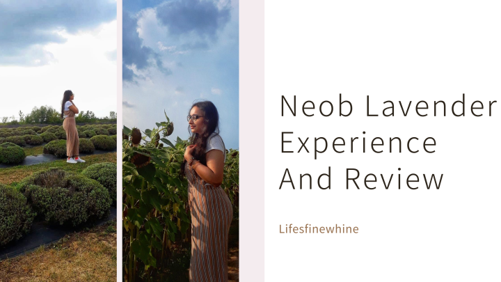 Neob Lavender Experience/Review
