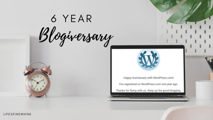 6th Blogiversary!